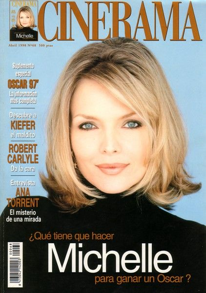 Love Those Classic Movies!!!: On The Cover: Michelle Pfeiffer