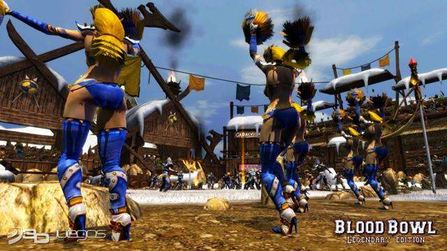 Blood Bowl Legendary Edition PC Descargar Español Full ISO DVD5