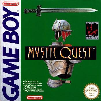 Mystic Quest - Caja Pal España