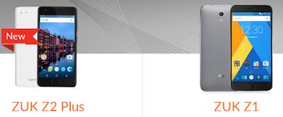 Smartphone Lenovo Seri Zuk