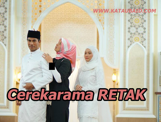Cerekarama Retak TV3