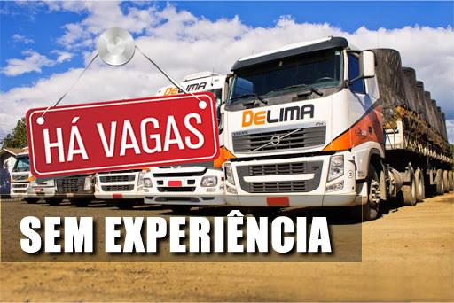 Transportadora De Lima abre vagas para Motorista sem experiência