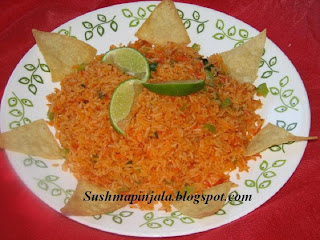 Mexican Rice / Spanish Rice