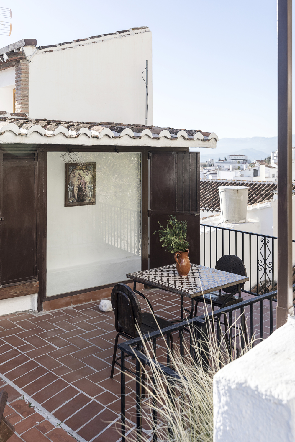 Canillas de Aceituno, Spain, holiday, rent, apartment, townhouse, rental, vacationhome, home, interior, spanish, style, interiorphotography, interior design, photographer, Frida Steiner, Visualaddict, visualaddictfrida, roofterrace, terrace, outdoors, patio
