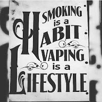 Vaping is a Lifestyle
