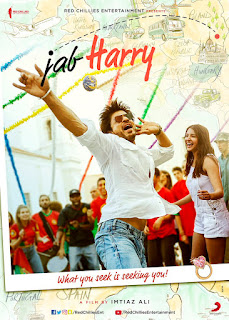 Jab Harry Met Sejal First Look hah Rukh Khan, Anushka Sharma