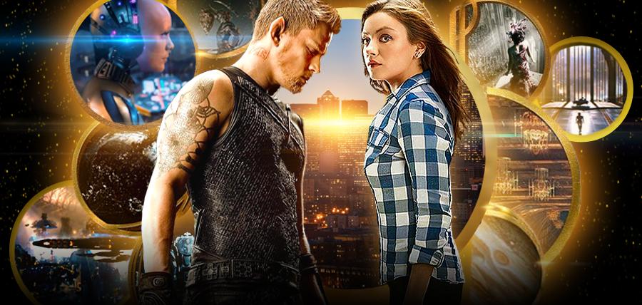Filmul Sci-Fi JUPITER ASCENDING Amânat Pentru Februarie 2015