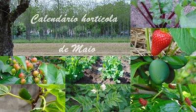Calendário horticola