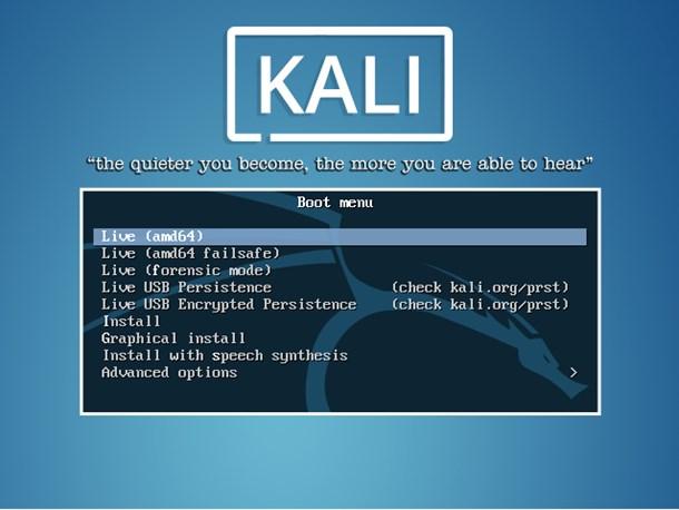 Installare Kali Linux su VM Ware con Mac OSX 2018 (parte 2)