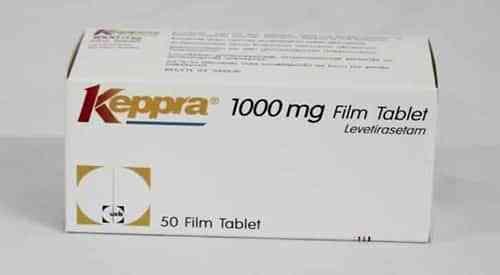 سعر ودواعى إستعمال دواء كيبرا Keppra للصرع