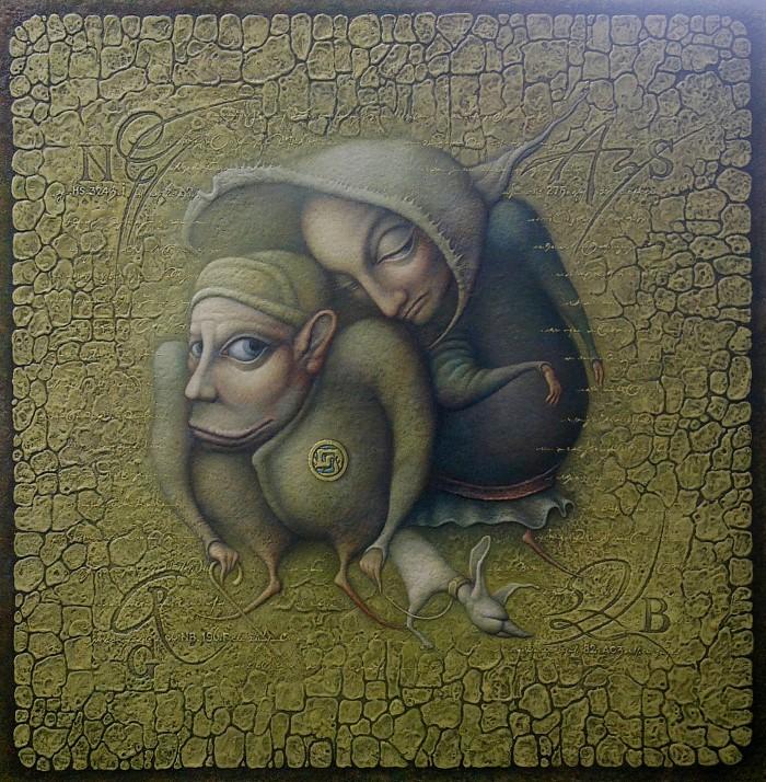 Белорусский художник. Владимир Петрань 10