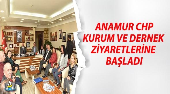 Anamur Haber, Anamur Son Dakika, CHP ANAMUR, SİYASET,