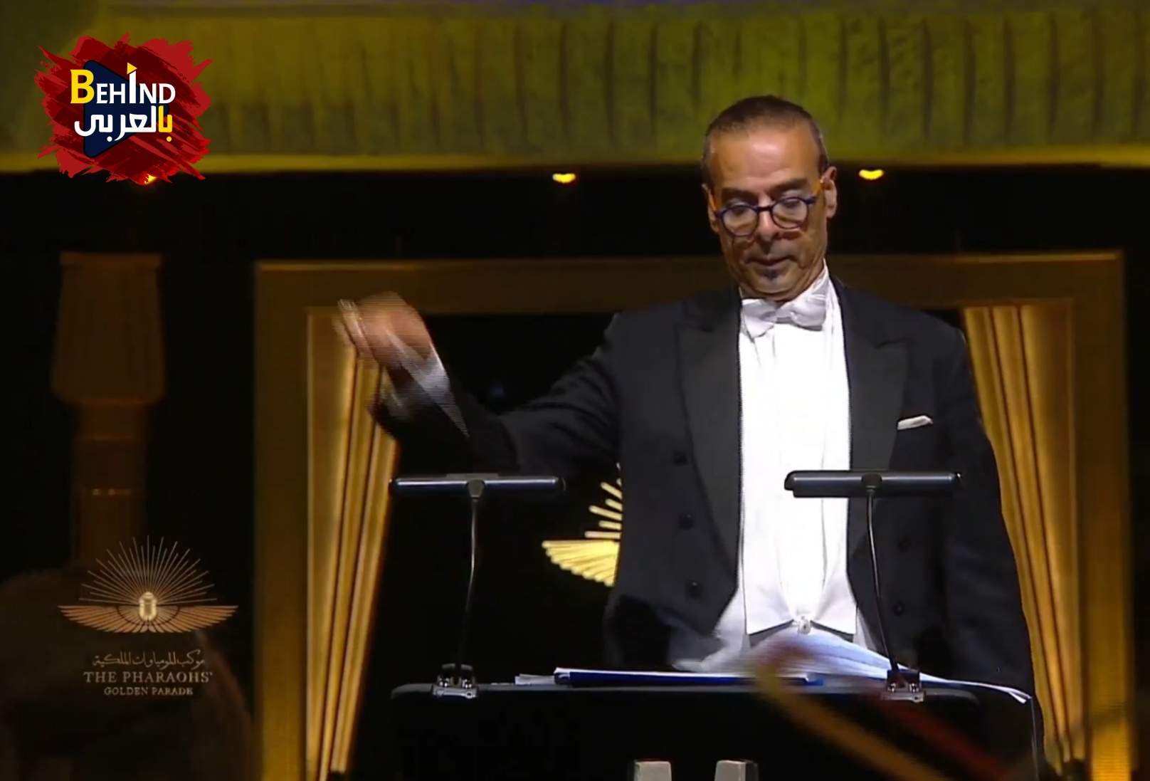The pride of the Egyptian industry, Maestro Nader Al-Abbasi