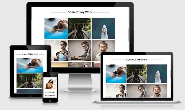Free Download The Freelancer v3.0  A Responsive Blogger  Blogspot Theme