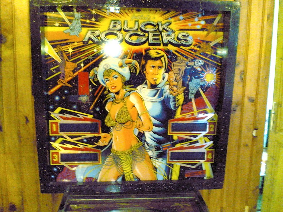 calvin 39 s canadian cave of coolness the a z blogging challenge the letter b buck rogers. Black Bedroom Furniture Sets. Home Design Ideas