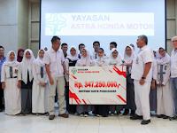 Astra Honda Motor Berbagi Ilmu Keren Untuk Produksi Motor di Pabrik Tercanggih di Dunia