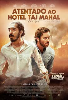 Review – Atentado ao Hotel Taj Mahal