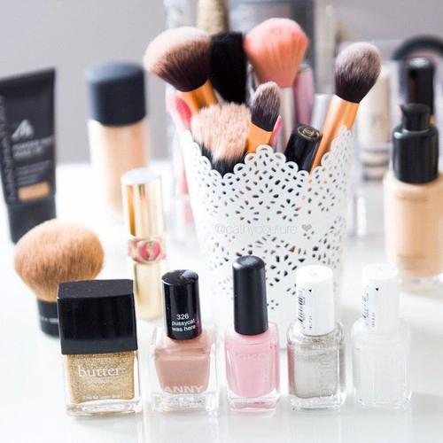Ideas para ordenar tus productos de belleza