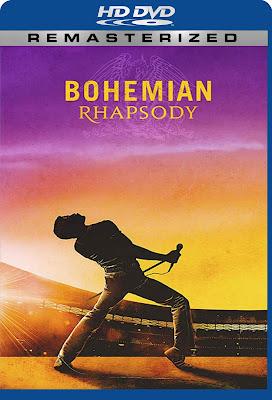 Bohemian Rhapsody [2018] [DVDBD R1] [Latino] + [BONUS DISC] [Remasterizado]