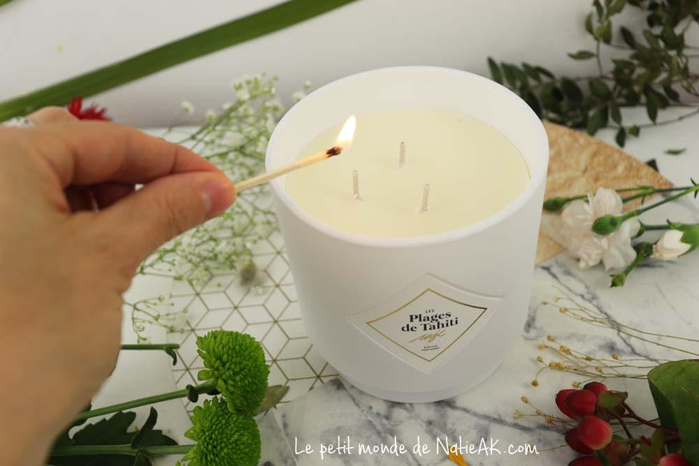 fabriquant bougie parfumées naturelles