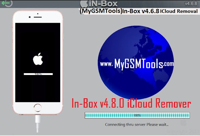 Download In-Box v4.8.0 iCloud Remover Zip Updated Version Free,
