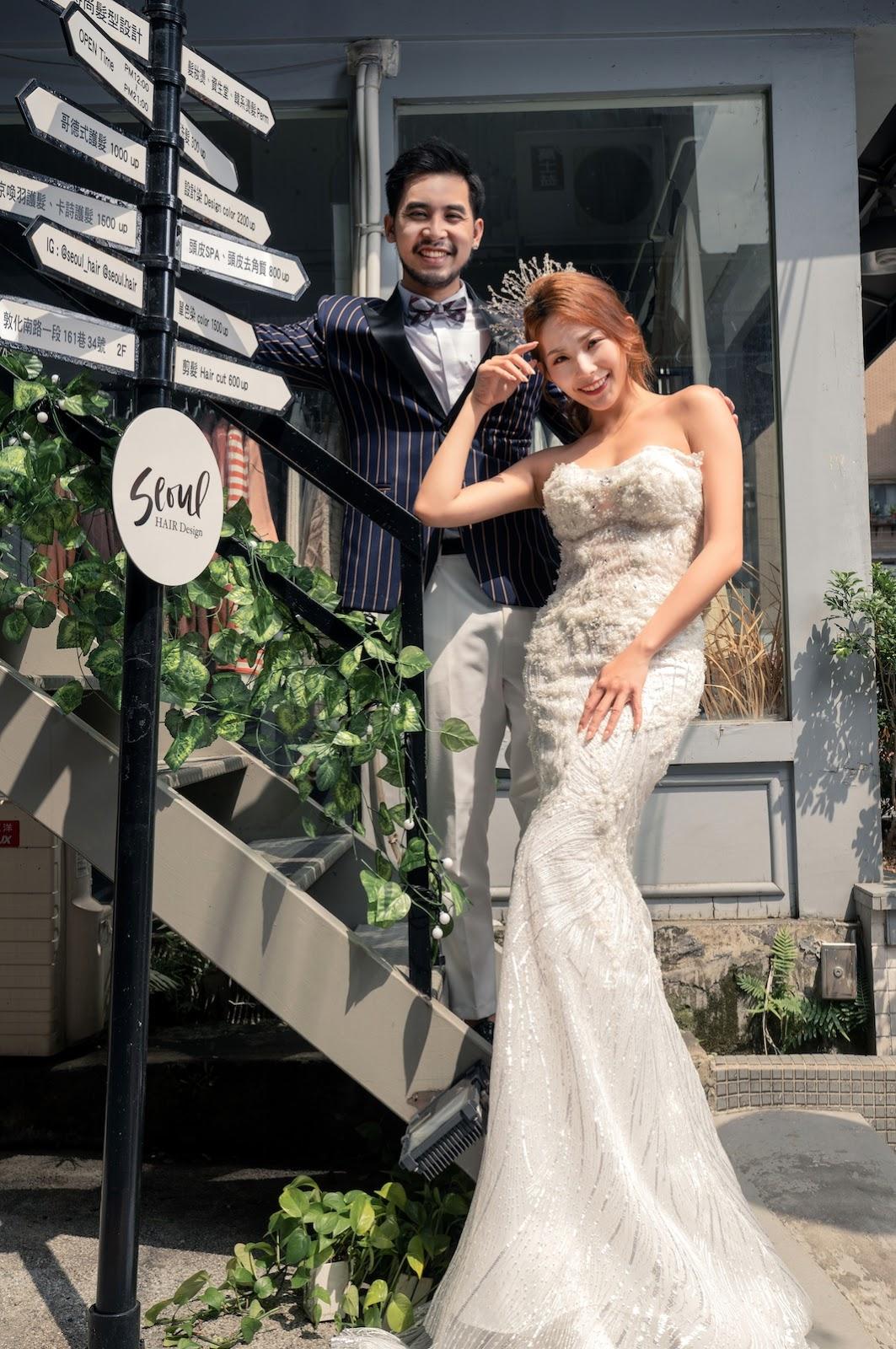 台北婚禮攝影師,台北婚紗攝影師