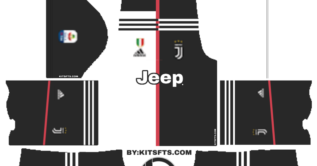 Juventus Kits 2019-2020 In Dream League Soccer