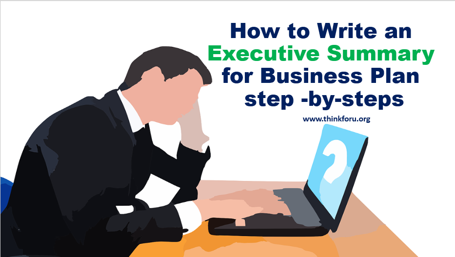 Cover Image of PosterHow to Write an Executive Summary for Business Plan step -by-steps    Write you need to avoid 10  mistakes when writing your executive  summary