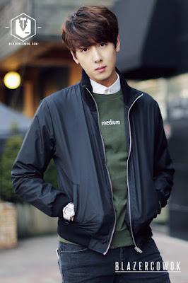 blazer cowok blazercowok.com jaket korean jas pria sk74 a