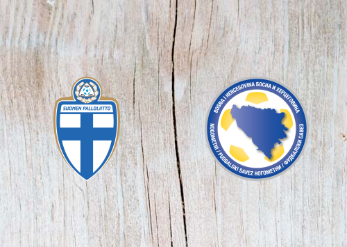 Finland vs Bosnia-Herzegovina - Highlights 8 June 2019