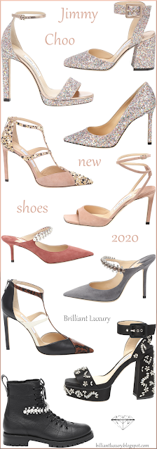 Jimmy Choo new arrivals best shoes fall 2020 #brilliantluxury