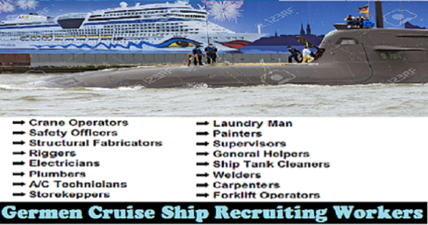 GERMAN CRUISE SHIP LATEST JOB OPENINGS JOBSU - Cruise ship worker blog