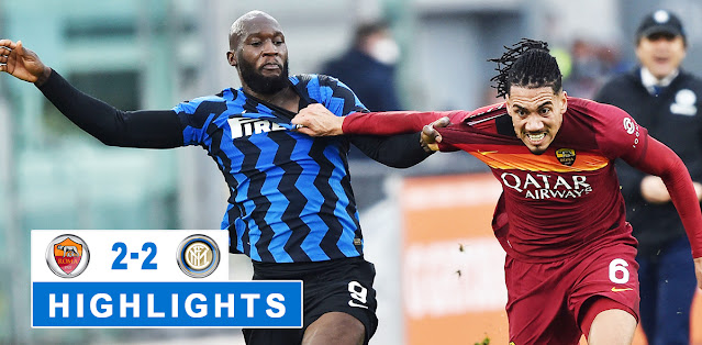 Roma vs Inter – Highlights