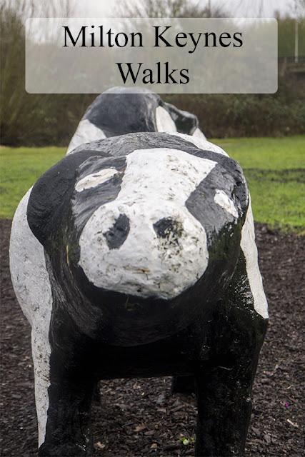 Milton Keynes Walks Pin Image!
