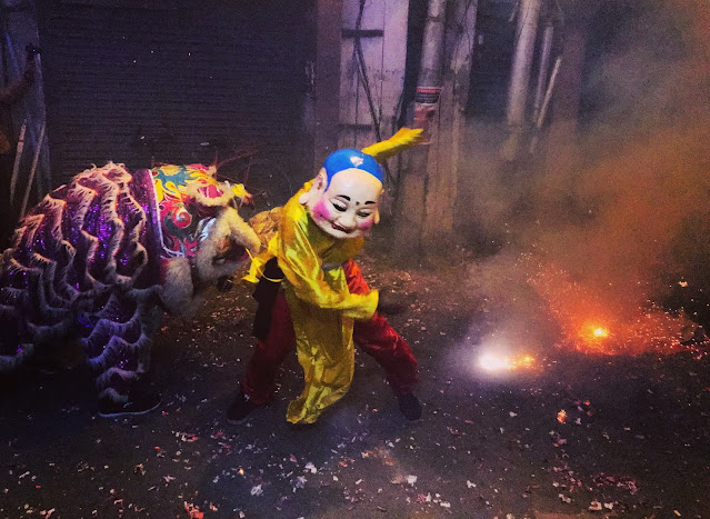 Chinese New Year in Kolkata