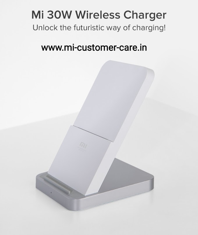 What is the price review of Mi 30W Wireless charger?