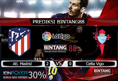 Prediksi Skor Atl Madrid vs Celta Vigo 21 September 2019