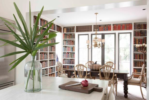 Inspirasi Desain Perpustakaan Desa Simpel dan Modern