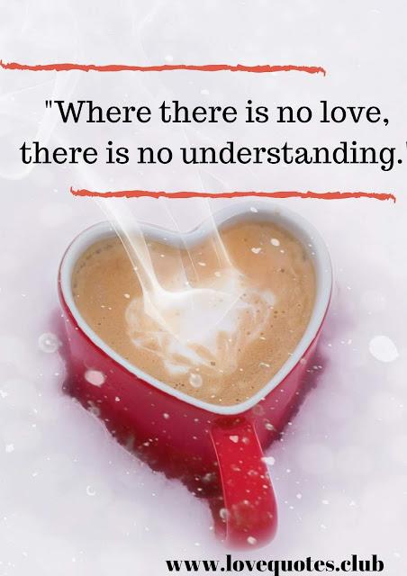 love is understanding quotes