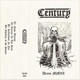 """Century - """"Demo MMXX"""""""