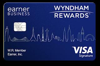 Wyndham Rewards Earner Business Card Review (New Card and 45,000 Bonus Wyndham Points Signup Offer)