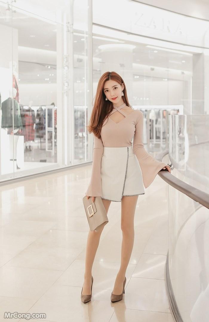 Người đẹp Hyemi trong bộ ảnh thời trang tháng 11/2016 (106 ảnh)