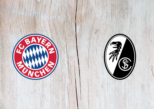 Bayern Munich vs Freiburg -Highlights 20 June 2020