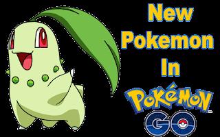 Update Pokemon Go, Pokemon GO Akan Melepas 80 Pokemon Baru