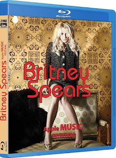 Britney Spears: Apple Music Festival [BD25]