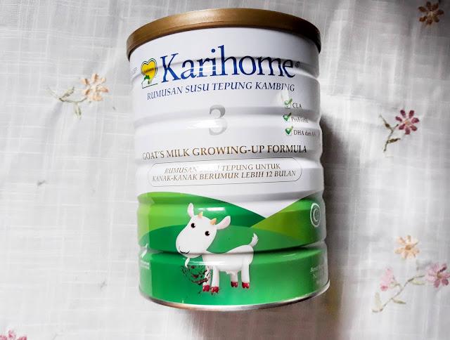 Susu kambing karihome,khasiat susu karihome, susu kambing terbaik
