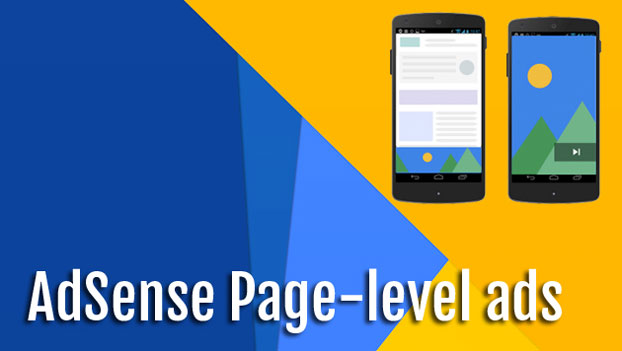 cara memasang iklan page level ads valid amp di blogger