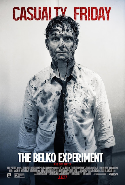 The Belko Experiment (2017) ταινιες online seires oipeirates greek subs