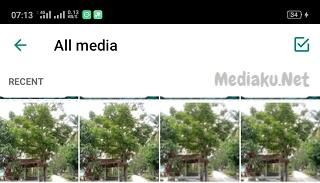 Kirim Gambar Dari Telegram Ke WhatsApp