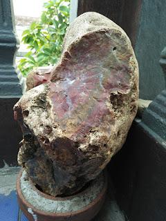 Batu Jasper Multi-Color (batu akik pancawarna)